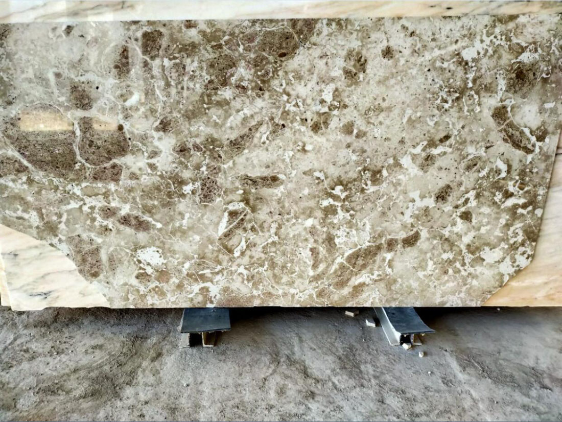 Oman Marble Slabs Beige Marble Polished Stone Slabs