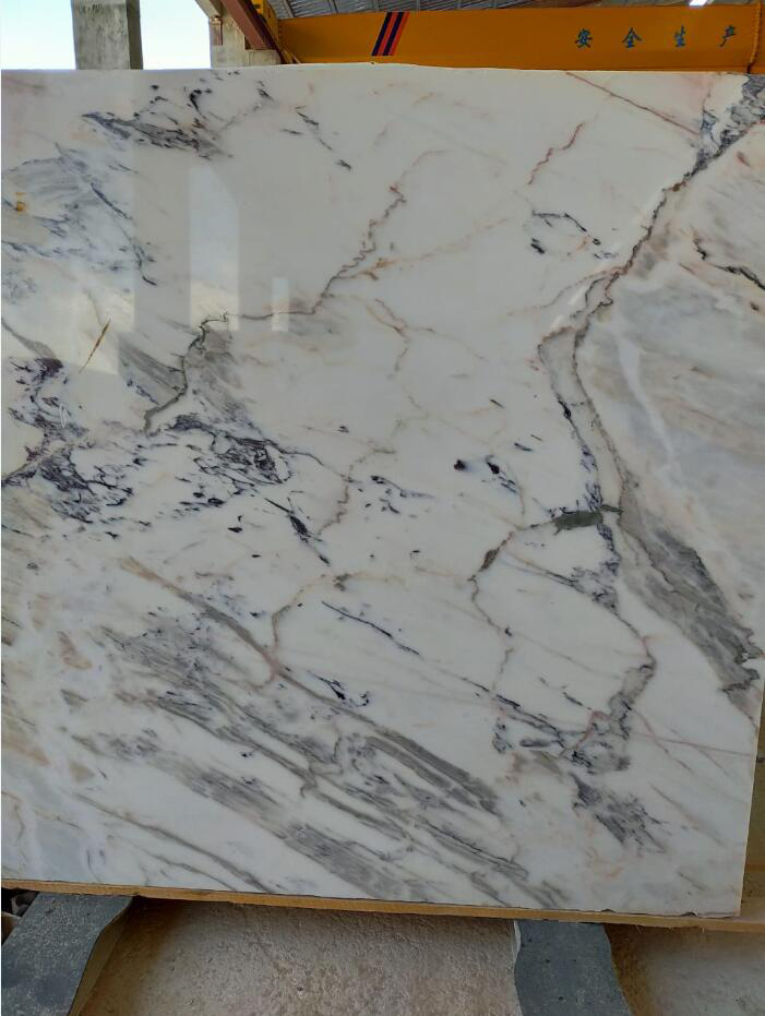 Oman Marble Slabs Polished Marble Stone Slabs for Vanity Tops
