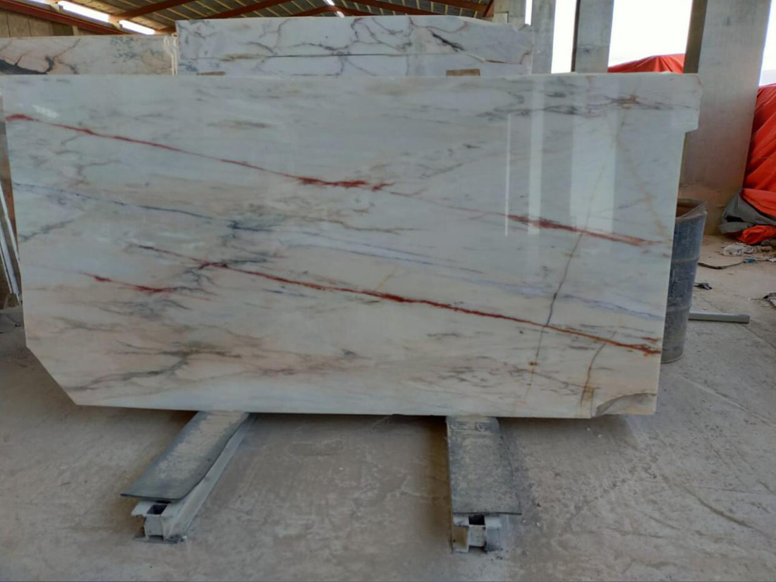 Oman Marble Stone Slabs Premium Marble Slabs for Export