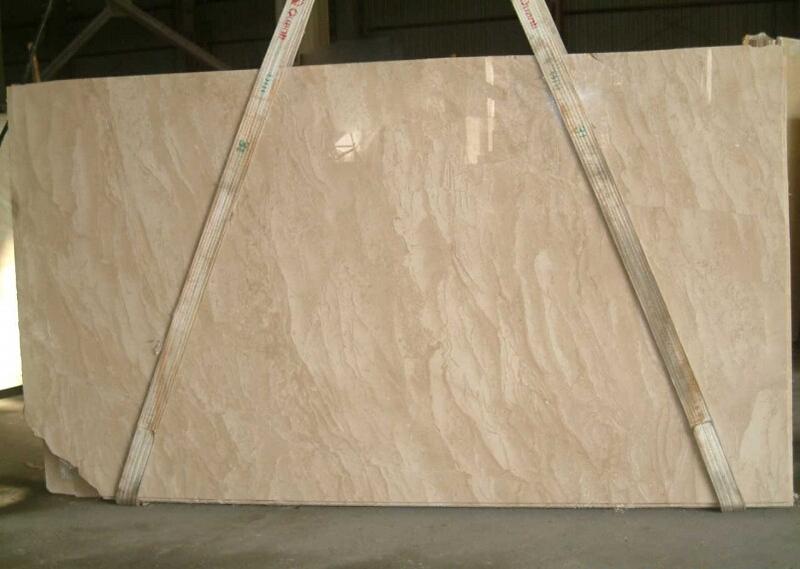 Omani Beige Marble Slabs Polished Beige Slabs