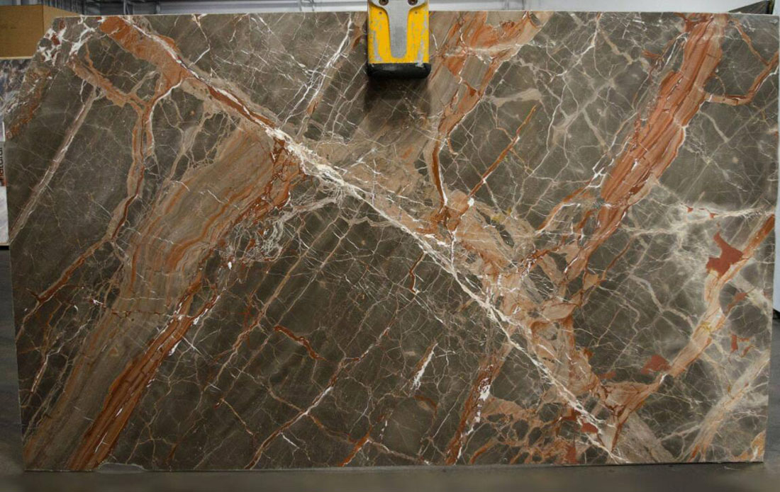 Ombra Di Caravaggio Marble Brown Marble Slabs