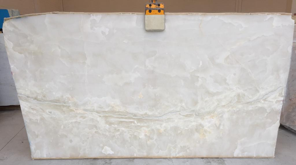 Onice Bianco Slabs Polished White Onyx Slabs