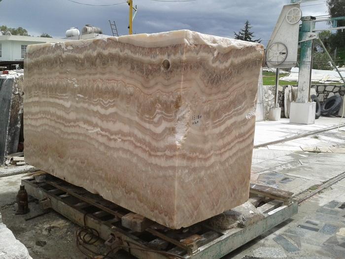 natural onyx blocks