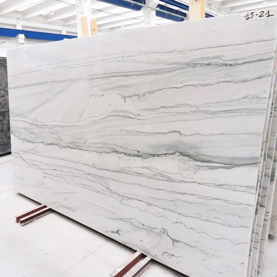 Opus Quartzite Slabs Brazilian White Quartzite Slabs