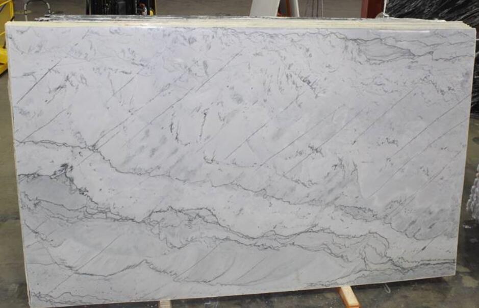Opus White Quartzite Slabs Premium White Quartzite Slabs