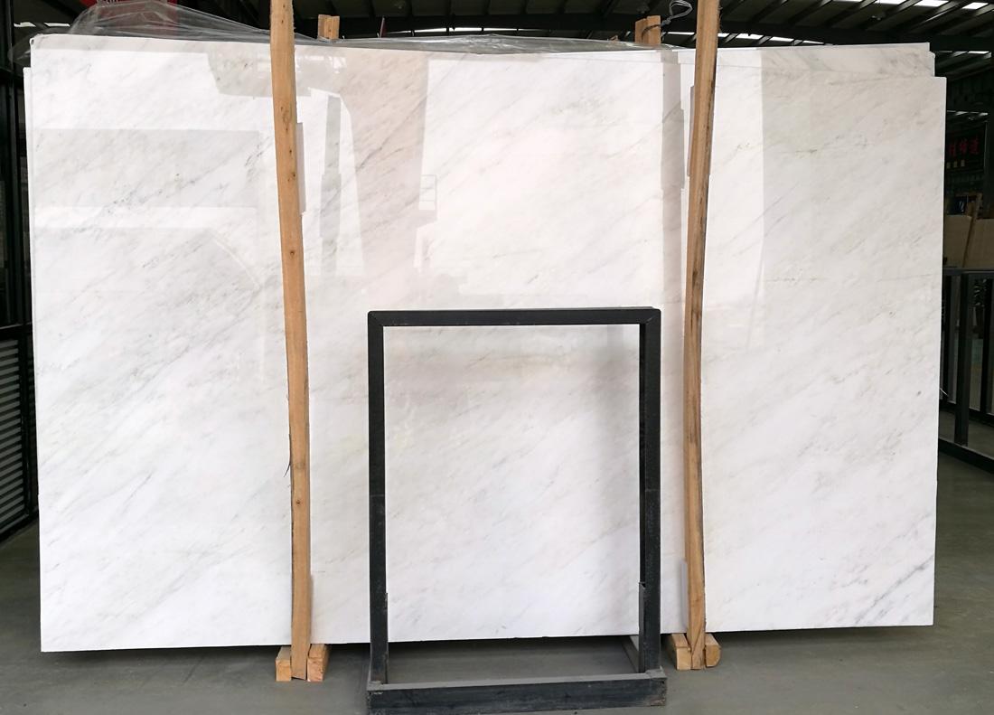 Orient White Marble Slabs