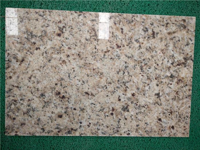 Original Brazil Gold Granite Polished Granite Tiles