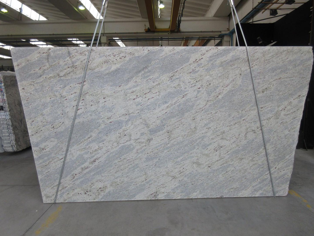 Original Kashmir White Granite Polished Slabs