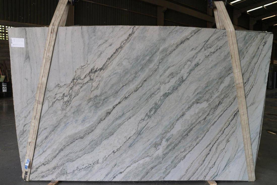 Original Sea Pearl Quartzite Slabs from Brazil