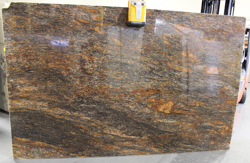 Orion Polished Granite Slabs Polished Brown Granite Slabs