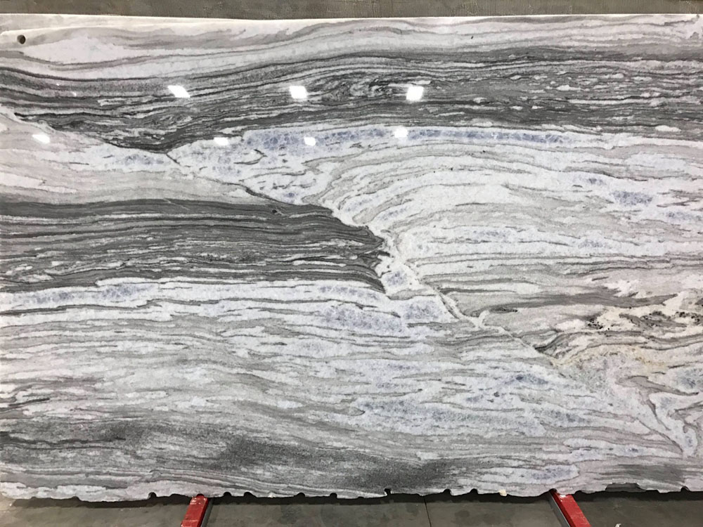 Pacific Blue Marble Slab Polished Marble Slabs
