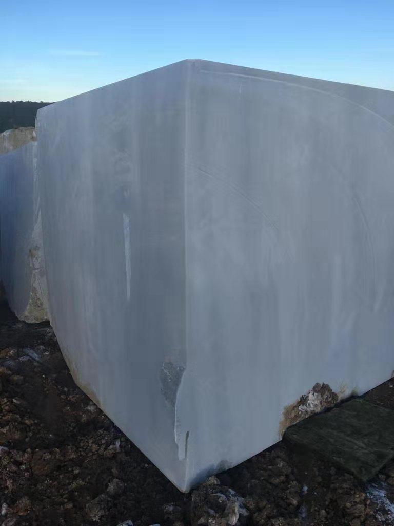 Pacific White Marble Blocks White Marble Natural Blocks