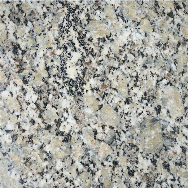 Pale Yellow Granite Color