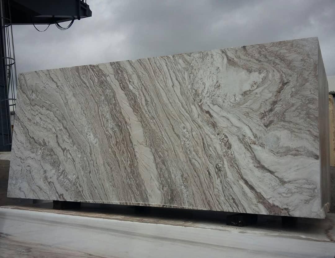 Palissandro Oniciato Marble Blocks from Italy