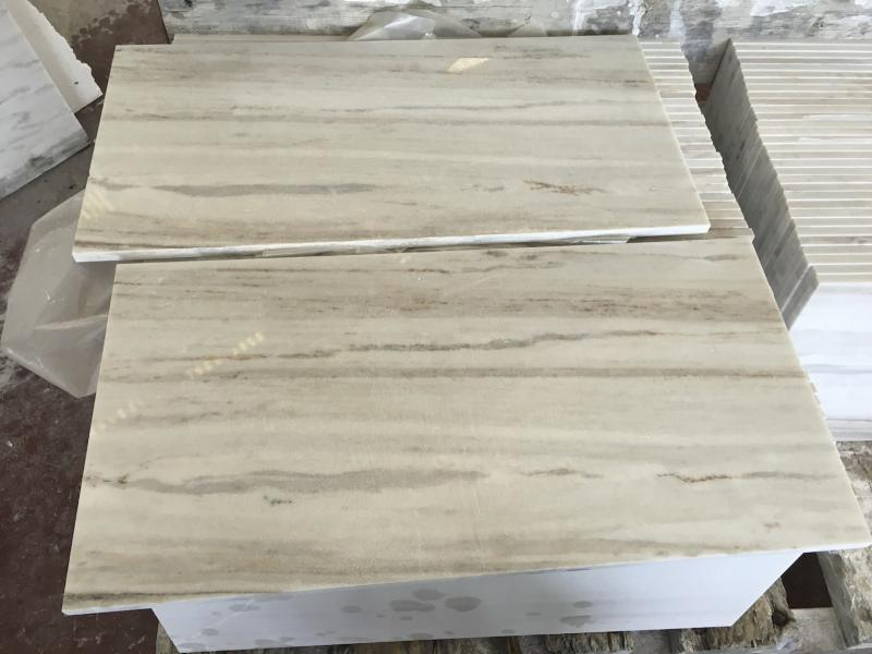 Palissandro Tiles Polished Marble Tiles with Top Quality