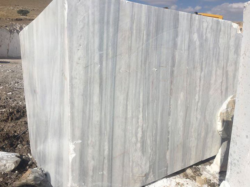Palissandro White Natural Marble Blocks