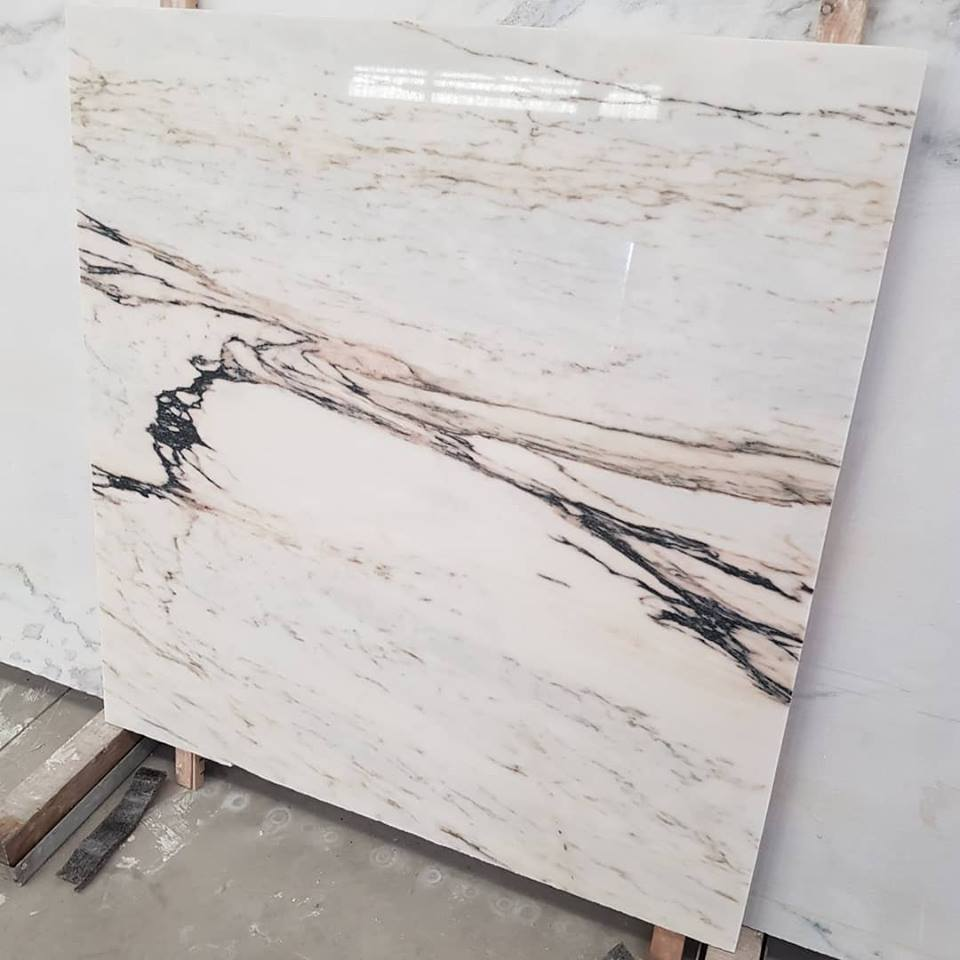 Paonazzo Marble Tiles Portugal White Marble Tiles