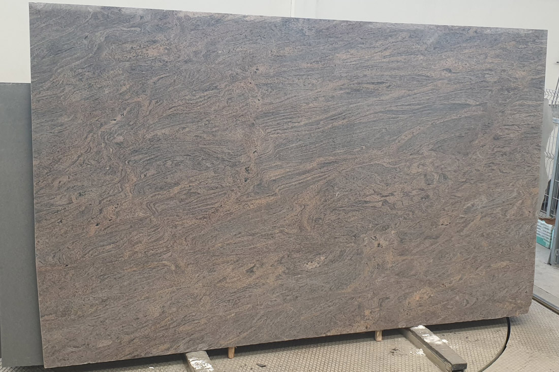 Paradiso Granite Slabs Indian Brown Granite Slabs with Top Quality