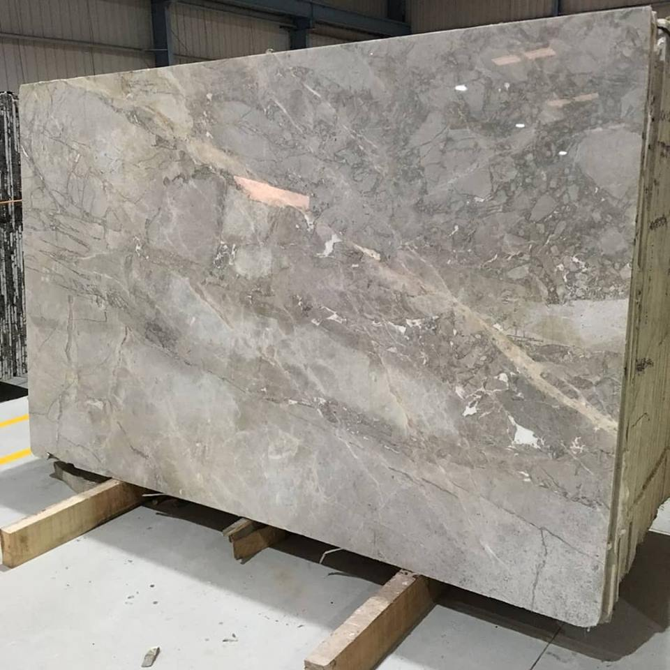 Pasco Grey Marble Grey Polished Marble Slabs