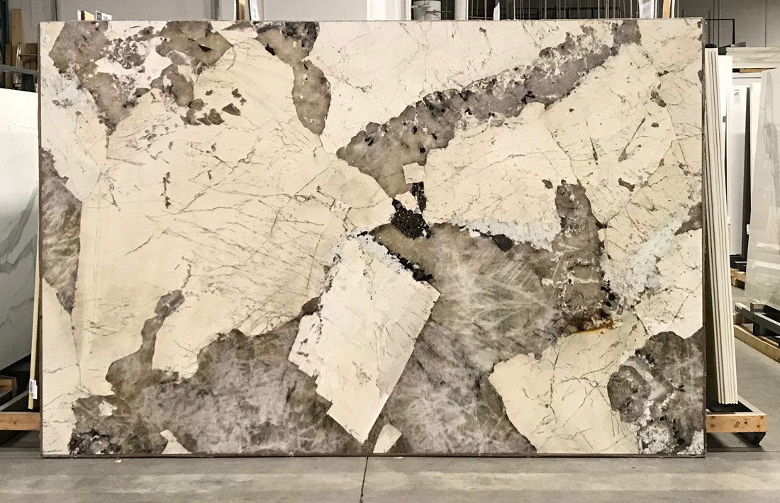Patagonia White Granite Slabs Brazil Polished Granite Stone Slabs