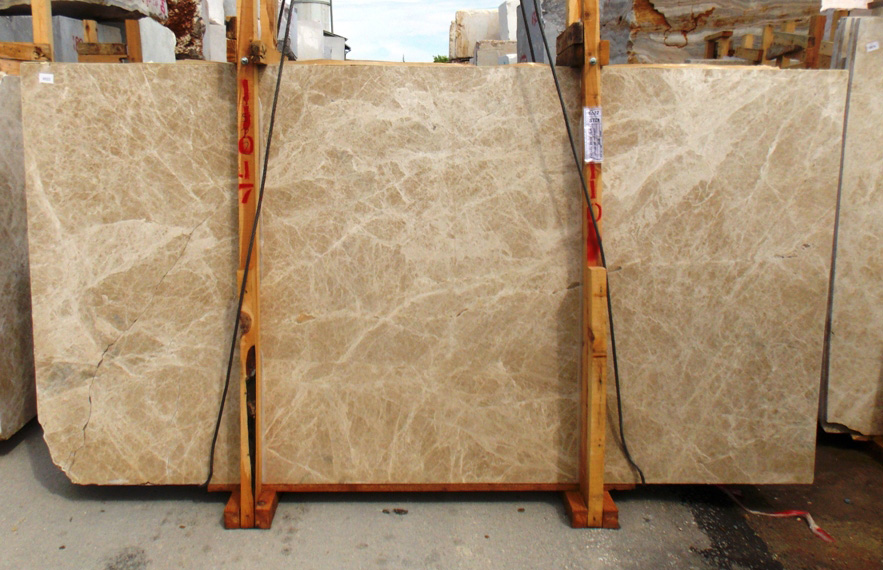 Patara Beige Marble Slabs Turkish Beige Marble Stone Slabs