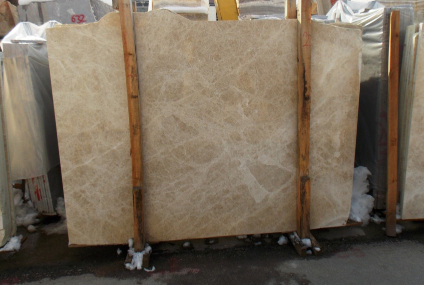 Patara Beige Marble Slabs from Turkey