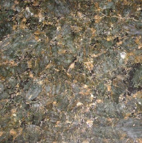 Peacock Gold Granite