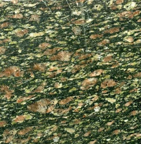 Peacock Green Light Granite
