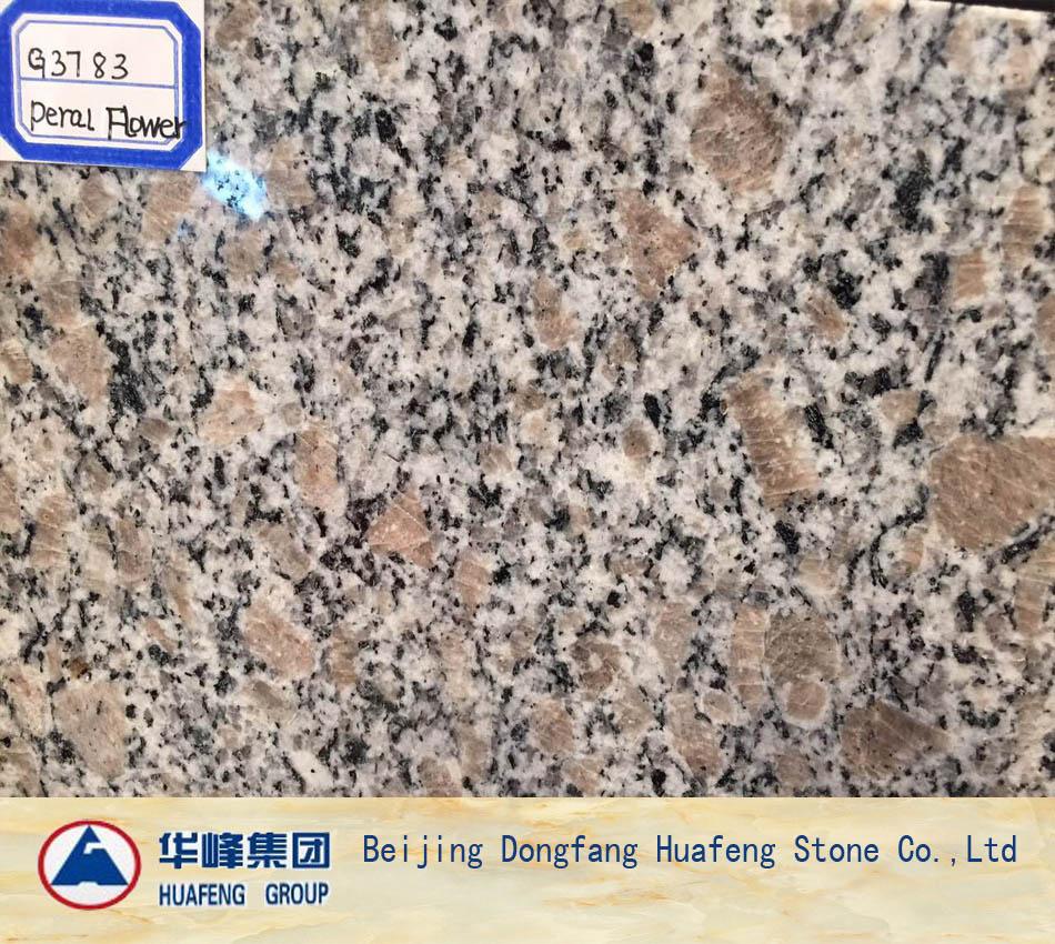 Pearl Flower Granite Floor Covering