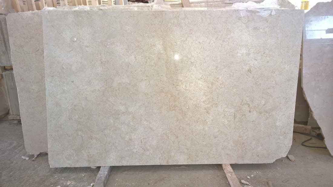 Perla Beige Marble Slabs Polished Marble Slabs