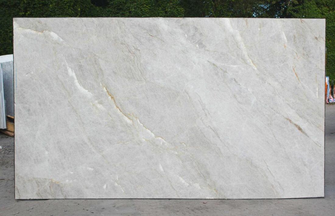 Perla Venata Quartzite Slabs White Brazil Stone Slabs