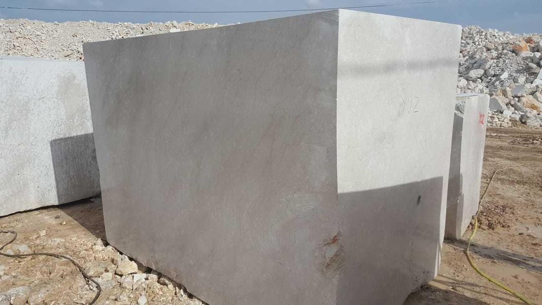 Perlato Marble Blocks from Turkey