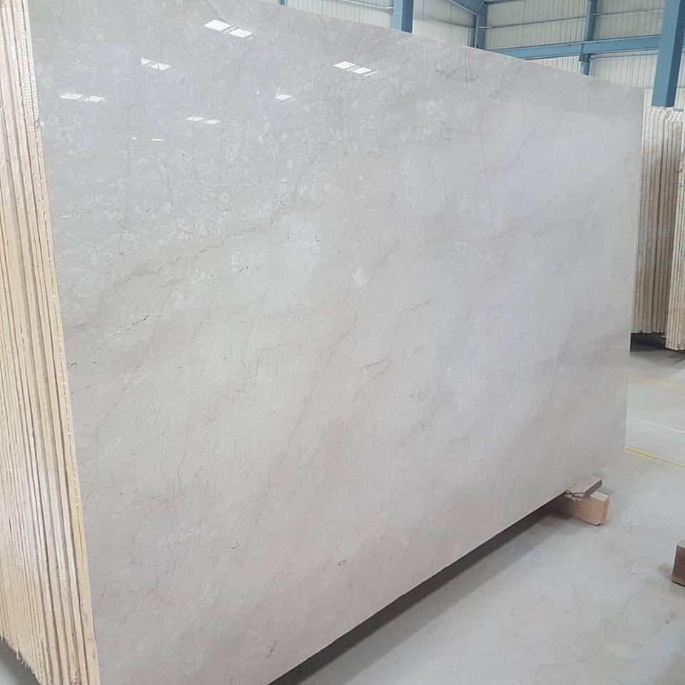 Perlato Royal Marble Slabs Polished White Marble Slabs