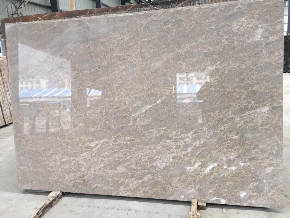 Perlato Svevo Marble Big Slab Polished Grey Marble Slabs