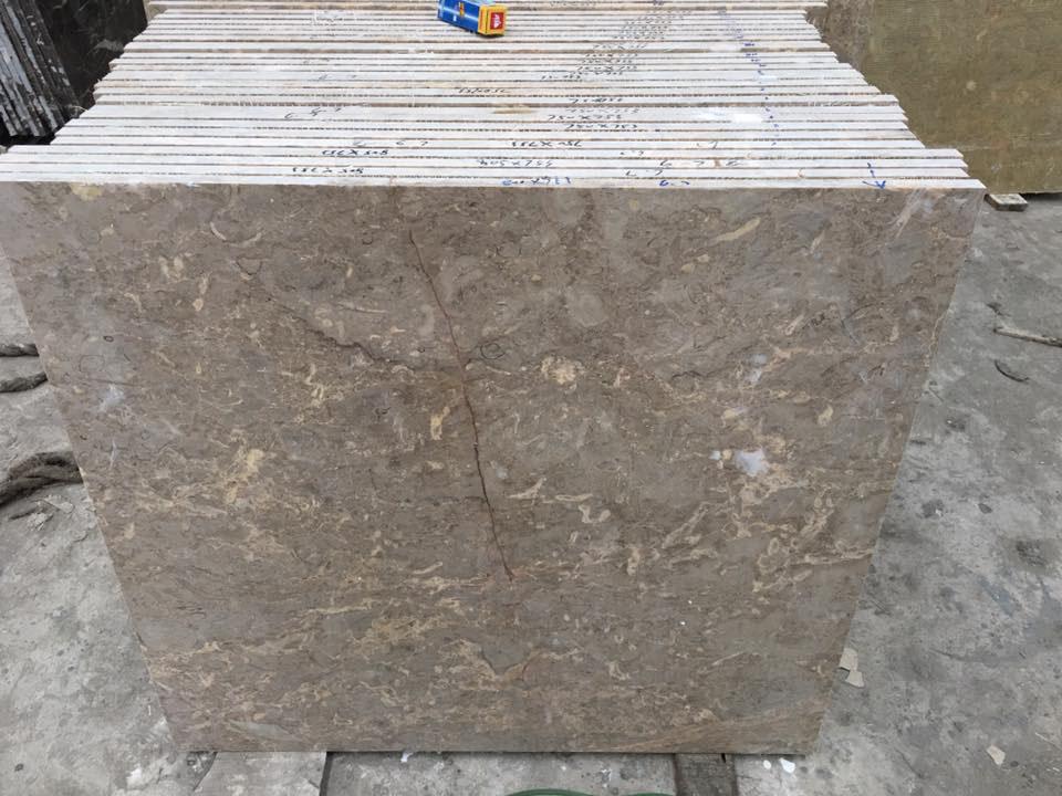 Perlato Svevo Marble Polished Grey Marble Tiles