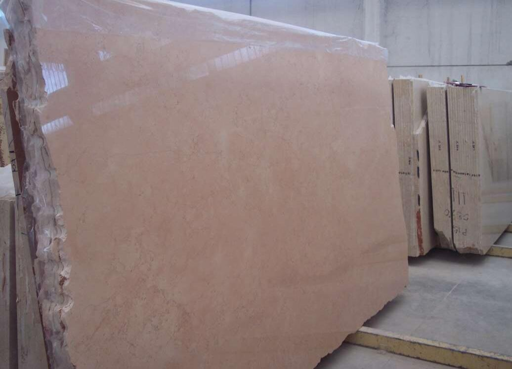 Perlino Rosa Marble Slabs Polished Pink Marble Slabs
