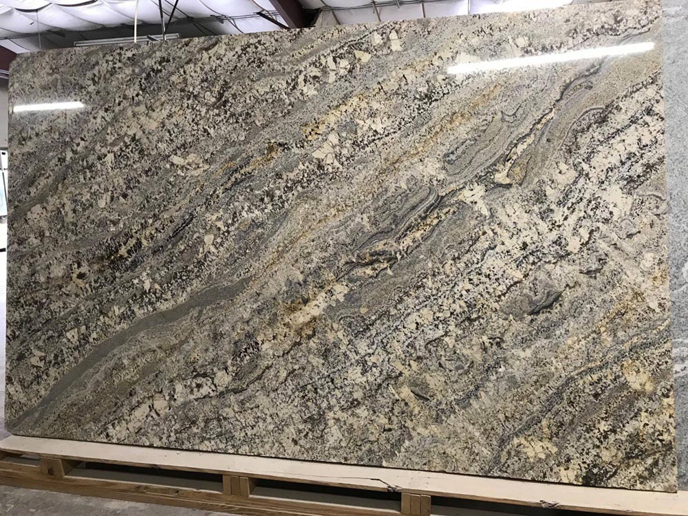 Persian White Granite Polished Big Granite Slabs