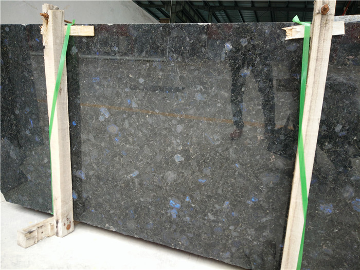 Phantom Blue Granite Stone Slabs for Countertops Polished Granite Slabs