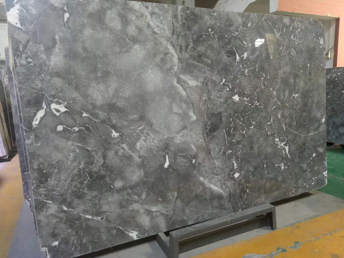 Phantom Grey Marble Slabs Polished Marble Slabs