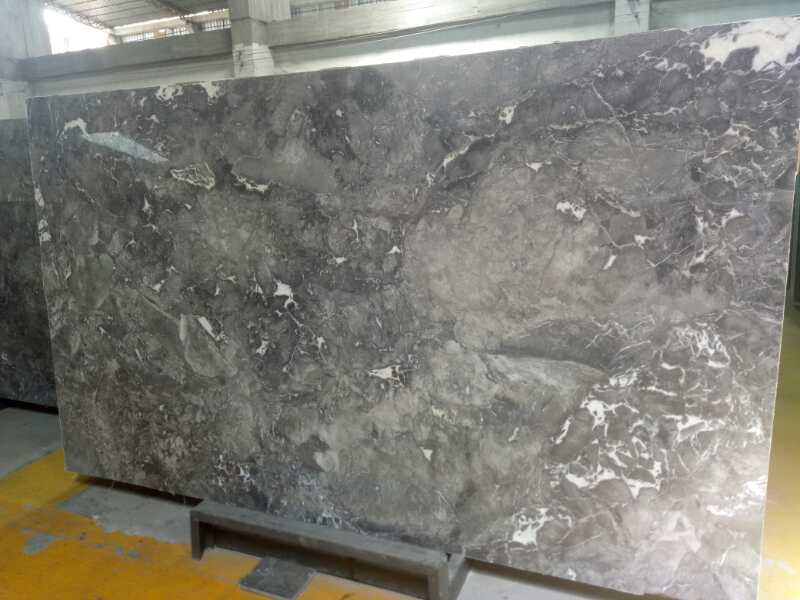 Phantom Grey Marble Slabs