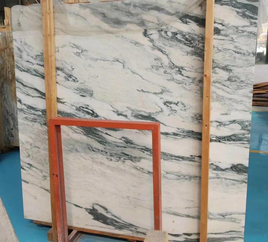 Phoenix Jade Marble Slabs Polished Chinese Marble Slabs