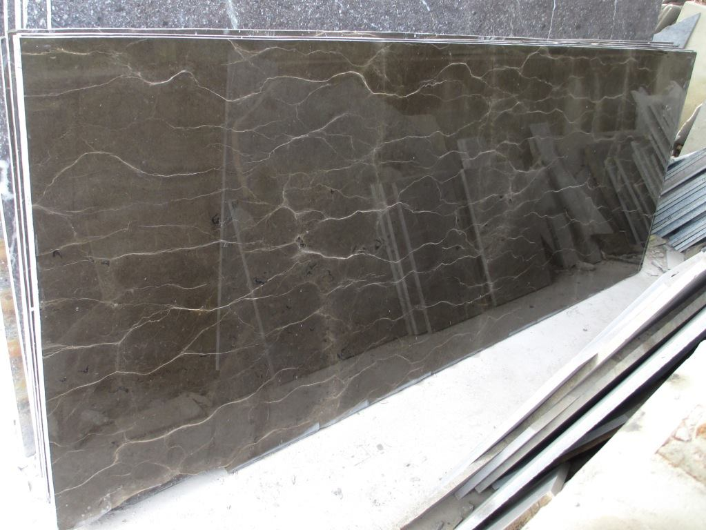 Pietra Brown Marble Slabs Polished Marble Slabs