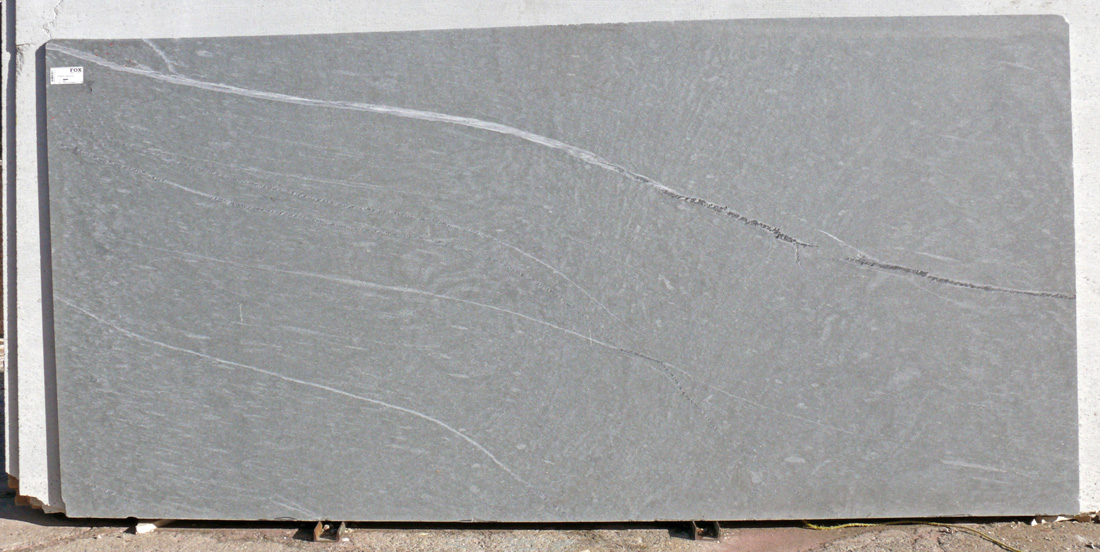 Pietra Cardoza Limestone Slab Honed Grey Italy