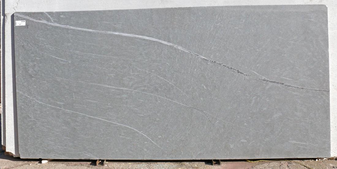 Pietra Cardoza Limestone Slab Honed Grey Italy
