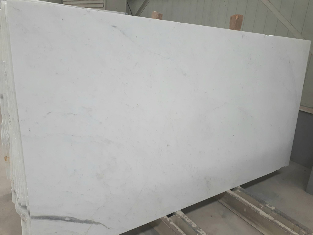 Pighes White Marble Slabs White Marble Slabs from Greece
