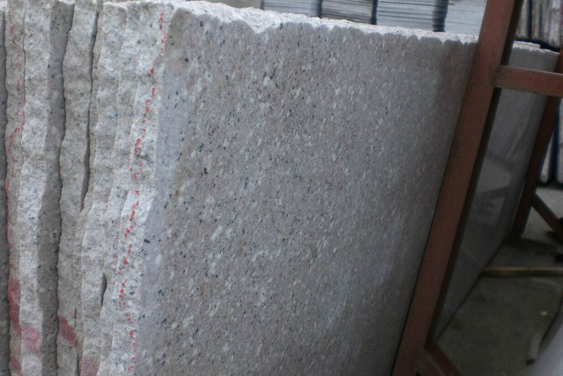 Pink Chinese Granite Slabs G606 Granite Polished Slabs