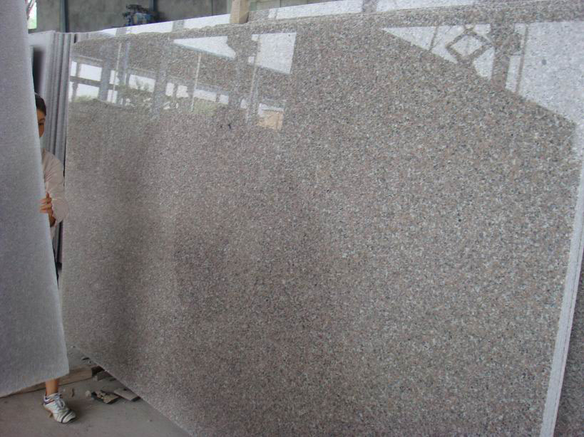 Pink G635 Granite Polished Slabs