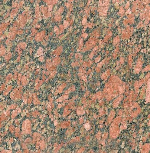 Pink Green Granite