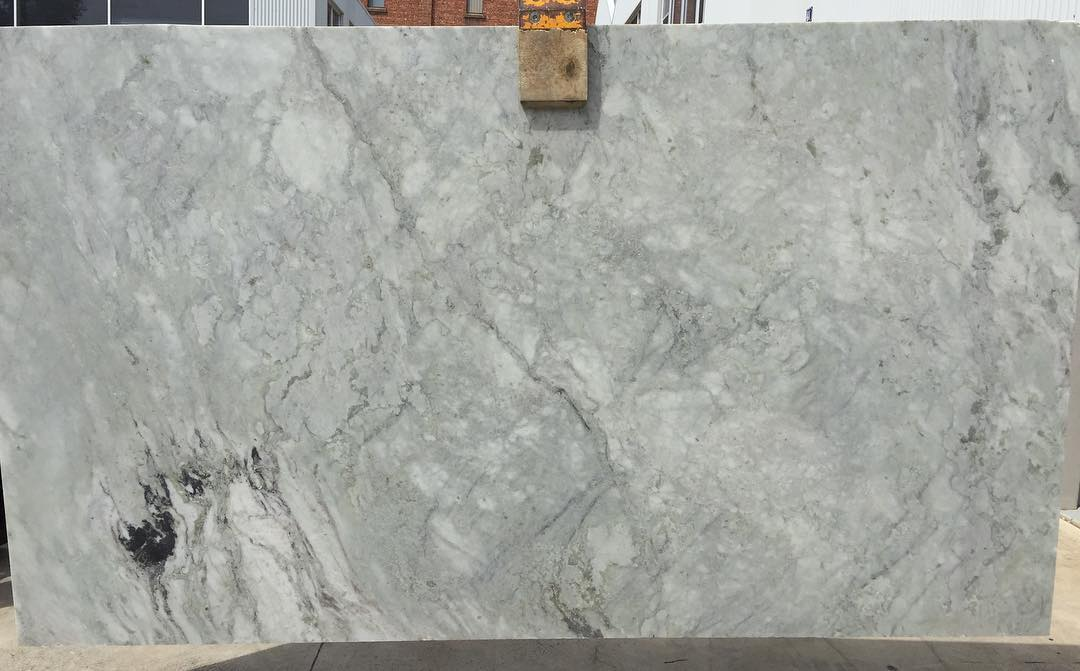 Pistachio Quartzite Slabs White Quartzite Slabs