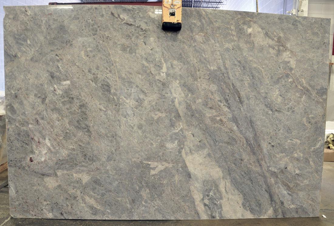 Platinum 3cm Polished Quartzite Slabs Grey Quartzite Stone Slabs